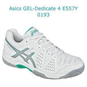 Asics Gel-Dedicate E557Y Athletic Shoes